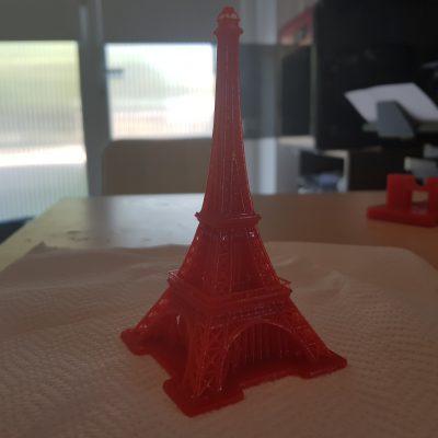 Tourn Eifel Imprimat 3d moldova