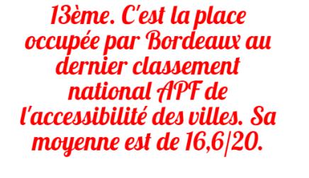 13ème Bordeaux