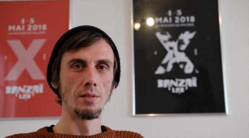 Matthieu Perrein, le savant fou de Banzaï Lab