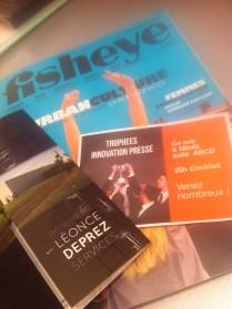 Fisheye - Imprimerie Léonce DEPREZ - La presse au futur