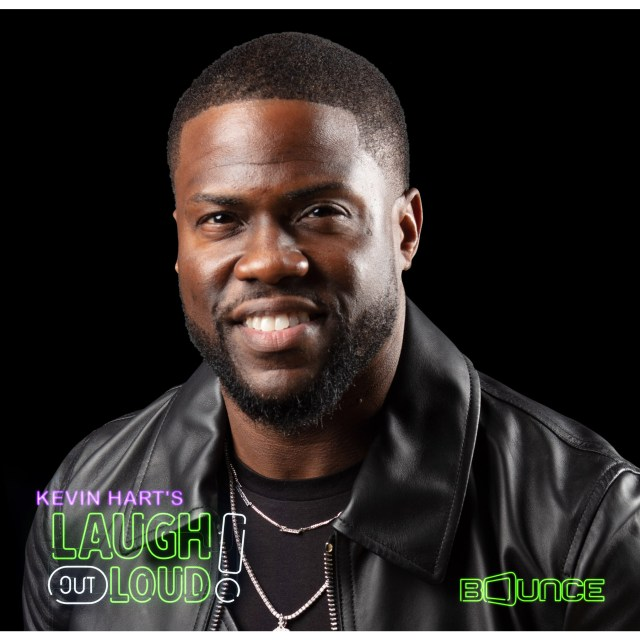 Bounce - Kevin Hart-s Laugh Out Loud