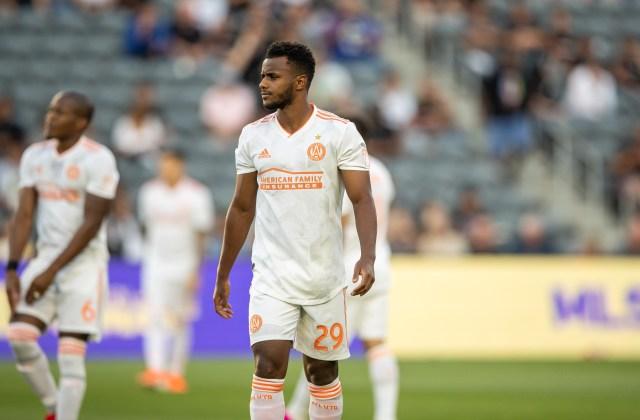 Atlanta United v LAFC   July 26, 2019