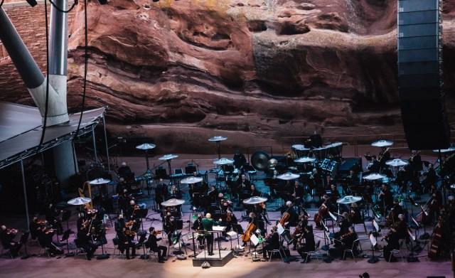 Colorado Symphony Orchestra, Red Rocks Amphitheatre, IMPRINTentDENVER, Denver Concerts