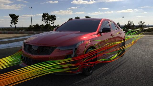 IMPRINTent, IMPRINT Entertainment, YOUR CULTURE HUB, Cadillac, 2022 Cadillac, 2022 Cadillac CT4 Blackwing, Fast Cars, Cars, Motors, Motorsports, GM, General Motors, 2022 CT4-V Blackwing, Cadillac Racing, Computational Fluid Dynamics Technology