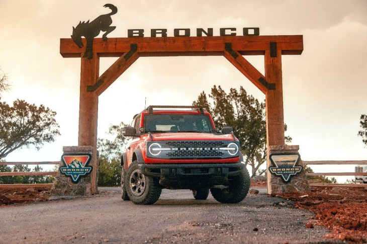 Ford Bronco, Bronco, IMPRINTent, IMPRINT Entertainment