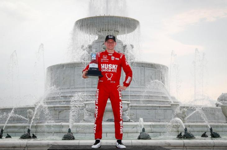 IMPRINTent, IMPRINT Entertainment, YOUR CULTURE HUB, Honda, Cars, Sports, Sports Car, Sports News, Sports Entertainment, Sports Media, Marcus Ericsson, Grand Prix, Indycar Series, Chip Ganassi Racing, NTT Indycar Series