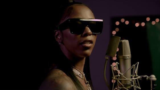 IMPRINTent, IMPRINT Entertainment, YOUR CULTURE HUB, New Music Releases, Entertainment News, Kash Doll, Republic Records, Shot On Air @Republic Studios, Republic Studios, Female Rapper, Rapper, The Rap Game, Rap Music,