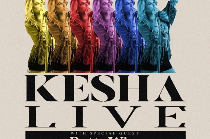 IMPRINTent, IMPRINT Entertainment, Shore Fire Media, Kesha, Betty Who, Grammys, Grammy Awards, Concerts, 2021 Tour Dates
