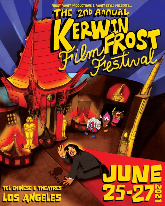 IMPRINTent, IMPRINT Entertainment, YOUR CULTURE HUB, Kerwin Frost Film Festival, Cole Bennett, Entertainment News