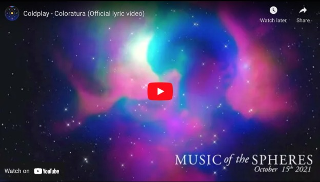IMPRINTent, IMPRINT Entertainment, YOUR CULTURE HUB, New Music Releases, Entertainment News, Coldplay, Atlantic Records, Trish Mollo, Music Of The Spheres,