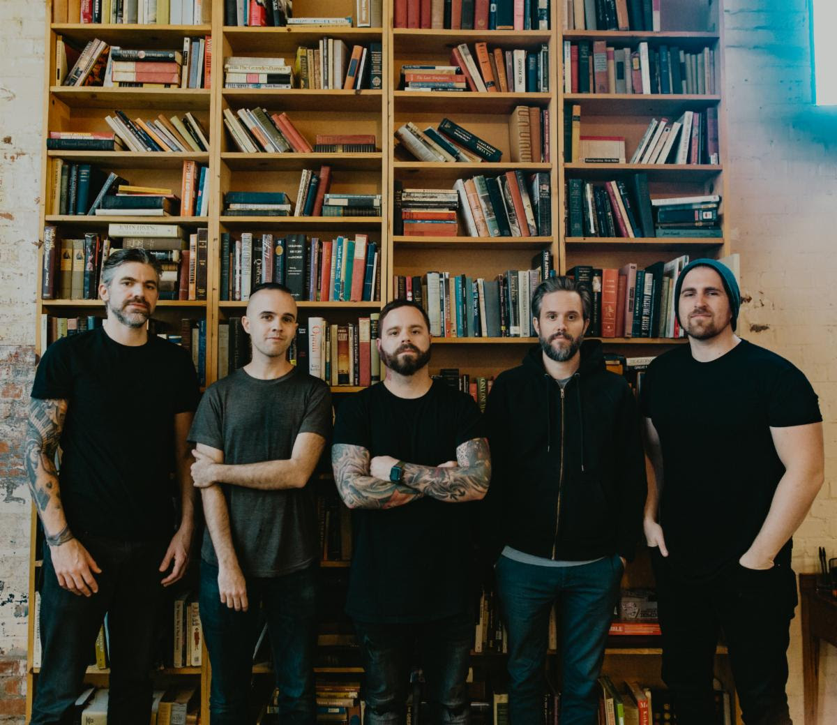 IMPRINTent, IMPRINT Entertainment, YOUR CULTURE HUB, Between The Buried And Me, Charley Bezer, Sumerian Records, Sirius XM, iTunes, Paul Waggoner, Dustie Waring, Blake Richardson, Tommy Rogers, New Music Releases, Entertainment News,