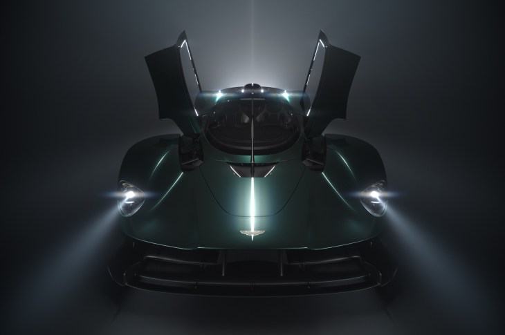 IMPRINTent, IMPRINT Entertainment, YOUR CULTURE HUB, Luxury Cars, Aston Martin, Leather, Formula One
