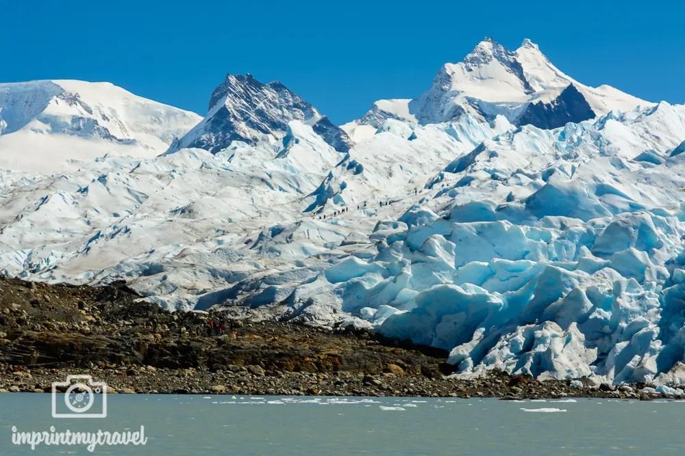 Patagonien Bilder: Perito Moreno Gletscher