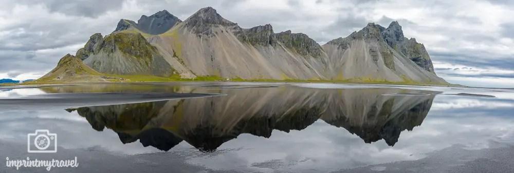 Island Bilder Stokksnes mit Vestrahorn