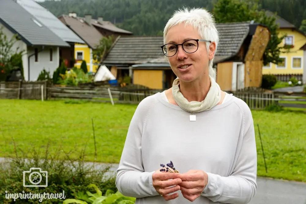 Ferienregion Salzburger Lungau Kräuterfee Flora Löckerwirt