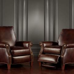 Best The Chairs Chair For Reading Nook Top 8 Luxury Leather Arm Recliners Sit In