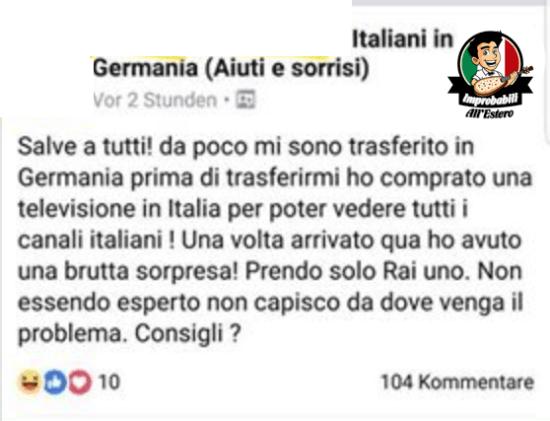 La TV Italiana