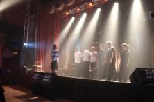 Cabaret d'impro avec Act'Impro en janvier 2014