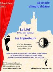 Match avec la LIAT (2012)
