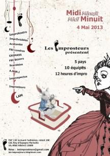 Festival Midi-Minuit 2013