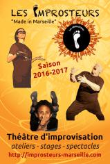 Présentation de la saison 2016-2017 des Improsteurs
