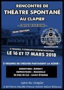 Festival St Etienne mars 2018