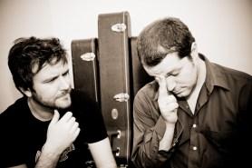 Alex James and Sean May