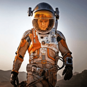 The Martian, movie