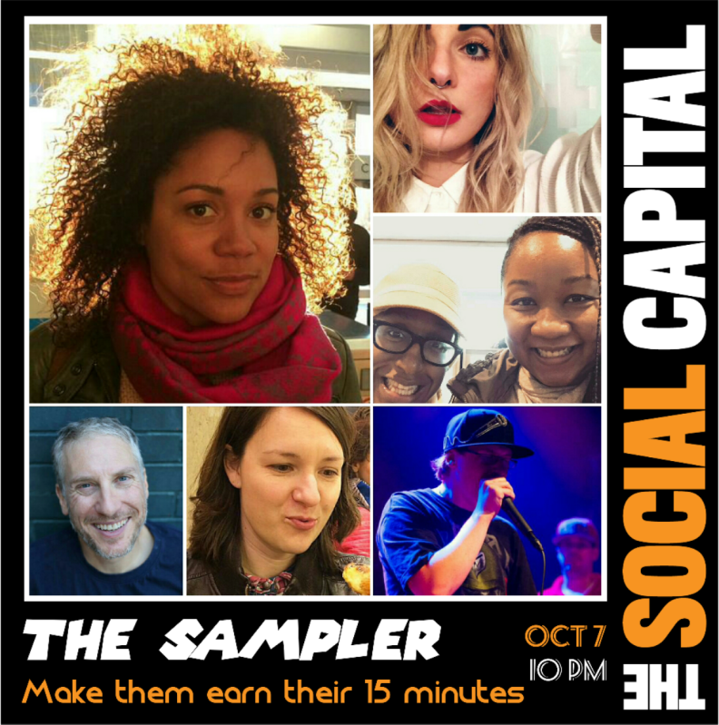 Debut of The Sampler