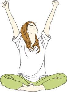 鼻呼吸に変えて体のすみずみまで新鮮な酸素が送られるようになると脳の働きまで活性化する