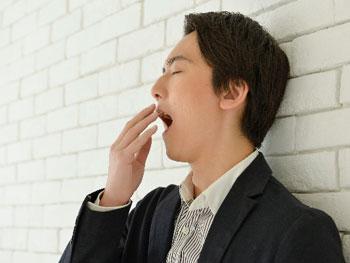 便秘解消のポイントは、睡眠時間をしっかり取ること