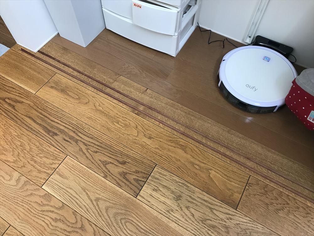 eufy RoboVac11はホームに戻った