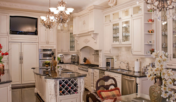 Royal Classic Kitchens  At Improve Canada