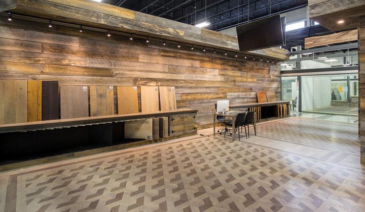 Three Trees Hardwood Flooring  At Improve Canada