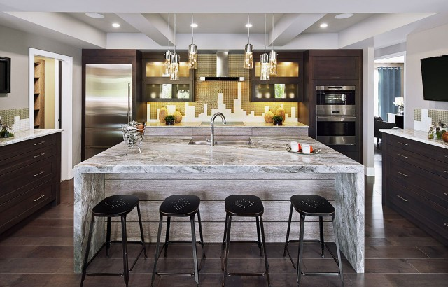Ago Premium Kitchens at Improve Canada Mall