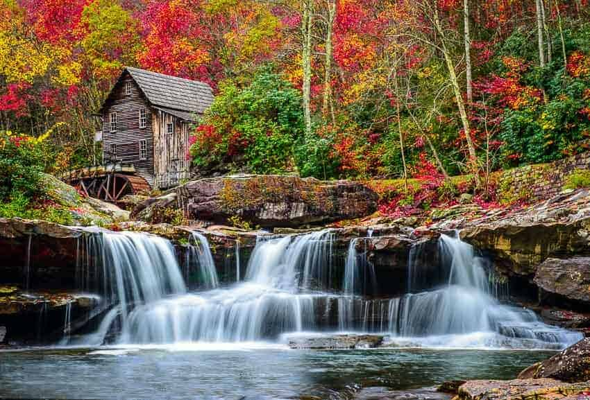 Fall In Maine Wallpaper Top 20 U S States For Photographers To Live In 2016