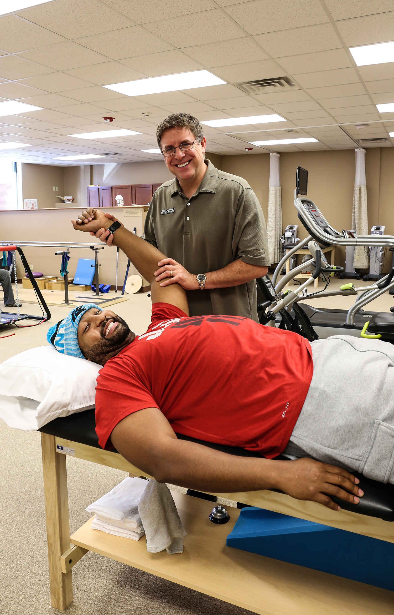Patients In Action Improve Physical Therapy Amp Hand