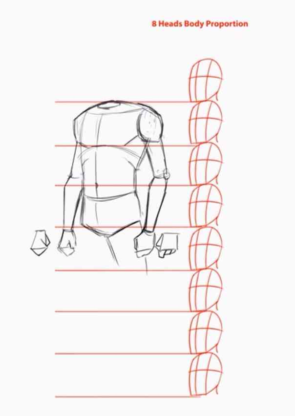 How_to_draw_a_person_whole_body_arms