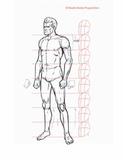 small resolution of step 7 drawing the body