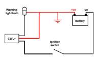 ICM.com Ignition / Alternator / Battery Warning lights