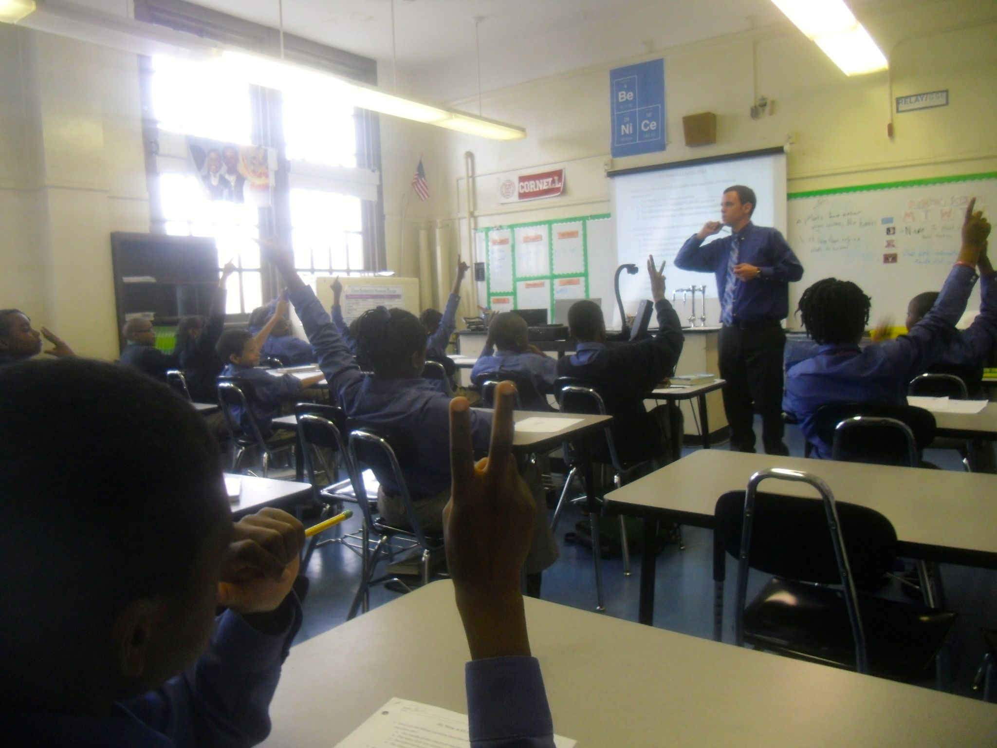 Postcards From New York What Makes An Uncommon Classroom