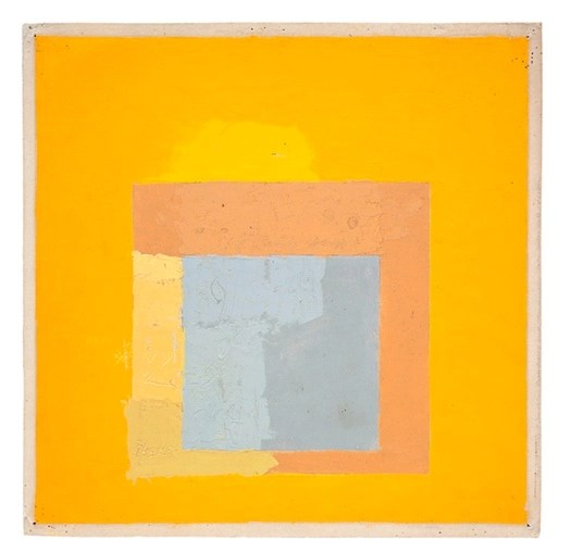 Josef Albers painting from Homage to the Square