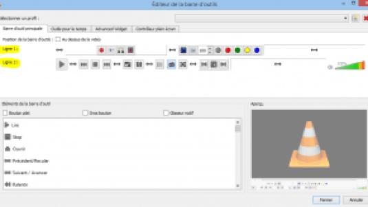 editeur VLC