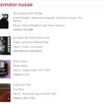 4 morceaux violon jazz sur France Inter