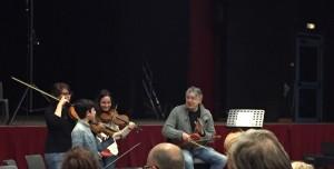 Master class Didier Locwood _ apprendre à improviser au violon