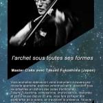 redecourir son violon avec Takumi Fukushima