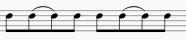 travail syncope (3) pour impro au violon