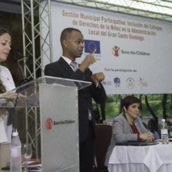 Alba Rodríguez Directora Ejecutiva de Save the Children