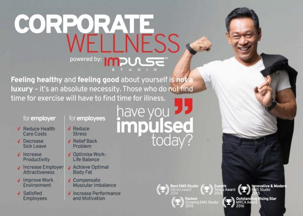 corporate packages fitness