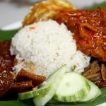 nasi lemak healthy food